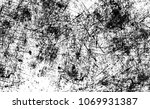 dirty messy texture | Shutterstock . vector #1069931387