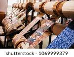 jan 28  2013 naha okinawa ...   Shutterstock . vector #1069999379