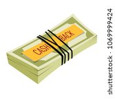 """banknotes with rubber band and """"... 