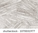 abstract graphic background.... | Shutterstock . vector #1070031977