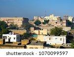 view of mandawa town skyline ... | Shutterstock . vector #1070099597