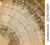 circles. abstract background   Shutterstock . vector #1070172644