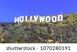 los angeles circa april 2018.... | Shutterstock . vector #1070280191