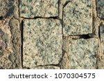 macro photo stone mosaic...