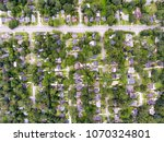 aerial view of midtown mobile ...   Shutterstock . vector #1070324801