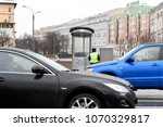 moscow  russia  04.13.2017.... | Shutterstock . vector #1070329817