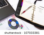 office object | Shutterstock . vector #107033381