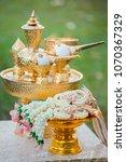 Small photo of Wedding, Thai wedding, Thai Wedding Ceremony, Thai style all acc