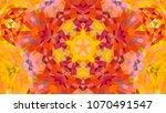 geometric design  mosaic of a...   Shutterstock .eps vector #1070491547