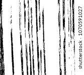 grunge halftone black and white ... | Shutterstock .eps vector #1070591027