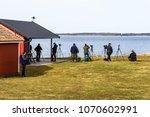 stora ror  sweden   april 7 ... | Shutterstock . vector #1070602991