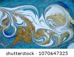marble abstract acrylic...   Shutterstock . vector #1070647325