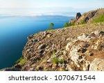Baikal Lake In June Afternoon....