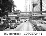 central  hongkong   feb  25 ... | Shutterstock . vector #1070672441