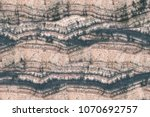 light and dark striped skarn... | Shutterstock . vector #1070692757