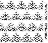 ethnic seamless pattern for... | Shutterstock .eps vector #1070726387
