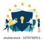 vector illustration. general... | Shutterstock .eps vector #1070730911