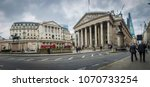 london  april  2018  wide angle ... | Shutterstock . vector #1070733254
