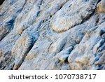 dalle   ammonites in digne les... | Shutterstock . vector #1070738717
