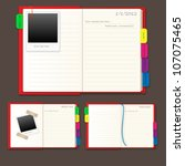 blank,blog,book,clean,colorful,design,diary,document,education,empty,journal,list,message,notes,objects