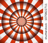 abstract circus background with ... | Shutterstock .eps vector #1070822711