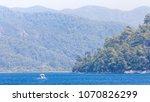 mediterranean sea in the...   Shutterstock . vector #1070826299