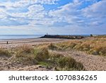 west coast of scotland ayr pier | Shutterstock . vector #1070836265
