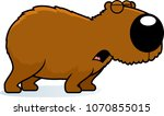a cartoon illustration of a...   Shutterstock .eps vector #1070855015