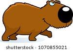 a cartoon illustration of a...   Shutterstock .eps vector #1070855021