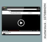 design internet browser video...