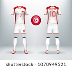 3d realistic of font and back... | Shutterstock .eps vector #1070949521