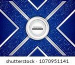 high tech technology background ... | Shutterstock .eps vector #1070951141