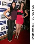 Small photo of CC Fontana and Maribel Montalvo at the Los Angeles Premiere of 'Mexican Gangster'. Million Dollar Theater, Los Angeles, CA. 11-21-08