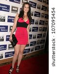 Small photo of Maribel Montalvo at the Los Angeles Premiere of 'Mexican Gangster'. Million Dollar Theater, Los Angeles, CA. 11-21-08