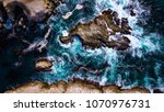 big sur california aerial... | Shutterstock . vector #1070976731