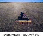 direct seeding  agricultural... | Shutterstock . vector #1070994149
