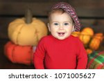 Image Of Sweet Baby Girl In The ...