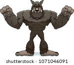 a cartoon illustration of a... | Shutterstock .eps vector #1071046091