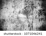 metal texture with scratches... | Shutterstock . vector #1071046241