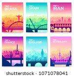 Bridges Of Different Countries...