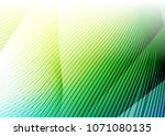 blue abstract template for card ... | Shutterstock .eps vector #1071080135
