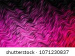 dark pink vector pattern with... | Shutterstock .eps vector #1071230837