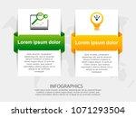 modern vector illustration 3d.... | Shutterstock .eps vector #1071293504