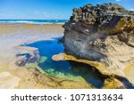 point lonsdale beach in... | Shutterstock . vector #1071313634