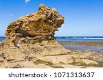 point lonsdale beach in... | Shutterstock . vector #1071313637
