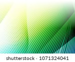 blue abstract template for card ... | Shutterstock . vector #1071324041