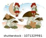 Fairy Clip Arts Dwarf House...