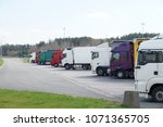 rest area. other names ... | Shutterstock . vector #1071365705