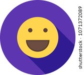 laughing  smiley  smiling | Shutterstock .eps vector #1071372089