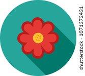flower  fragrance  rose | Shutterstock .eps vector #1071372431